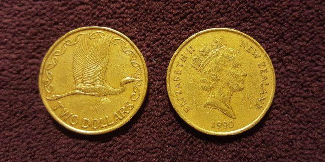 Neuseeland Münzen