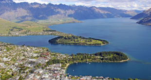 Regionen Wanaka, Otago, Queenstown in Neuseeland